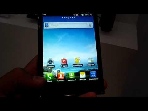 LG optimus Vu e Optimus 4G LTE
