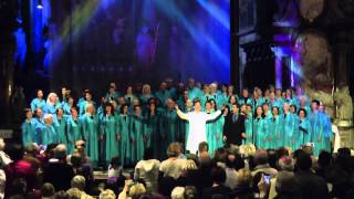Longfield Gospel Singers im Stefansdom