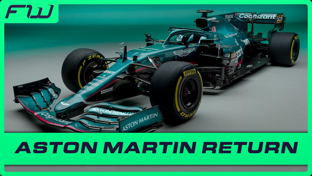 Aston Martin's Beautiful 2021 Car and Livery: Launch Reaction