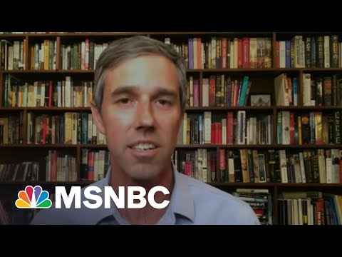 Beto O'Rourke: 'The Best Antidote To Despair Is Action'   The Last Word   MSNBC