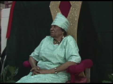 AMELIA BOYNTON ROBINSON 96th Birthday #2