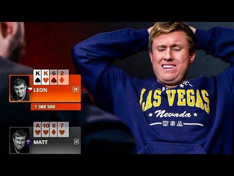 $200/$400/$800/$1600 PLO Poker RAIL! (REPLAY)