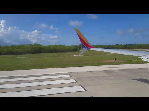 Southwest flight out of Punta Cana
