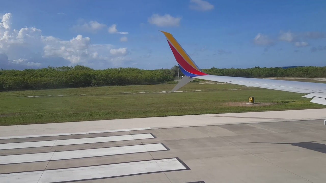 Southwest Airlines Is Adding More New Caribbean Flights