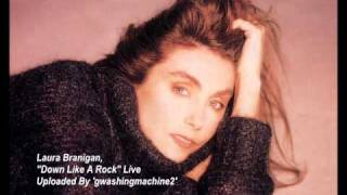 "Laura Branigan Live, ""Down Like A Rock"" {5} - (1983)"
