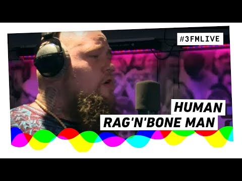 RagnBone Man - Human - Live from the BRITs Nominations Show 2017