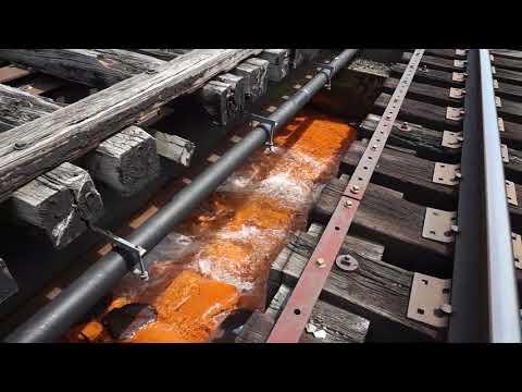 Foul Smelling Mine Drainage Near Houses - -  URBEX