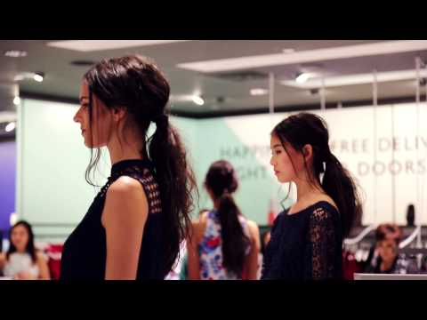 ZALORA's Shoppable Google+ Hangout Highlights