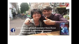 Steve Brown The American Drugslord of Amsterdam to Hollywood?