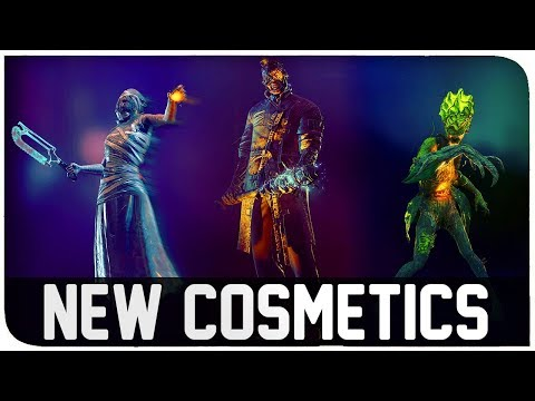 "Dead By Daylight - ""New Cosmetics Coming In 2018!"" - DBD New Items, Killers and more! - DBD Update!"