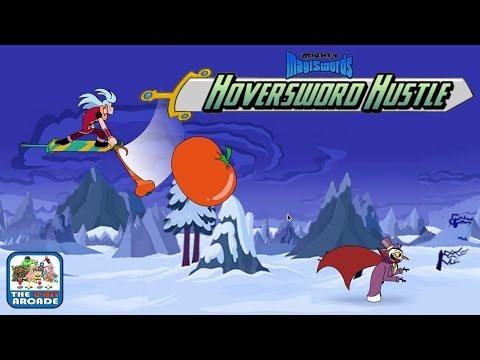 Mighty Magiswords: Hoversword Hustle - Feed the Snowmanpires (Cartoon Network Games)