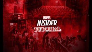 (Tutorial) Como usar Marvel Insider en el 2018