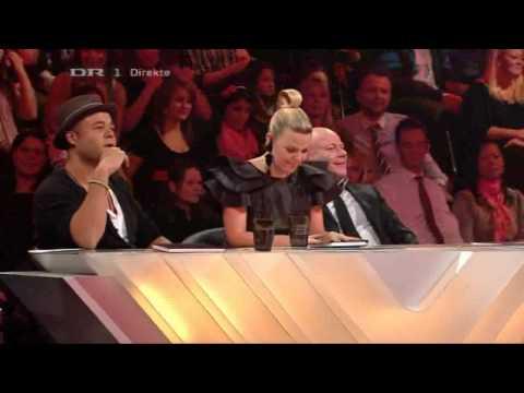 [DK] X-Factor 09 live show 2 - SEEST: Transparent & Glasslike (Carpark North)(HD)