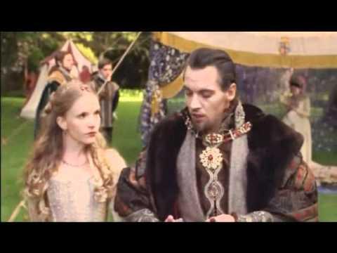 the tudors katherine howard and henry viii youtube