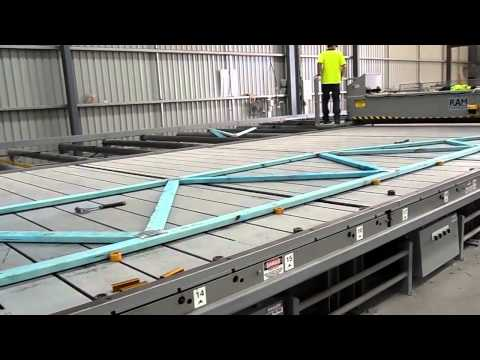 State Of The Art Truss Fabrication Equipment