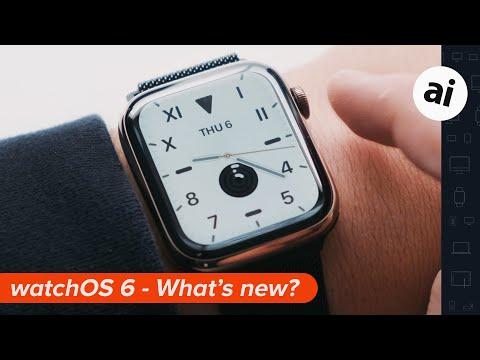 Phill Kross - What's new in watchOS 6 - Beta 1!