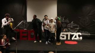 Entropia play | BRGOLA | TEDxUSTZC