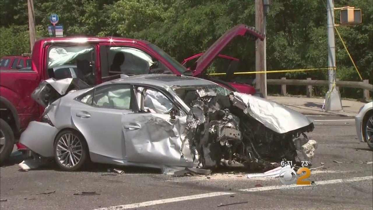 Fatal Multi-Car Crash In SI