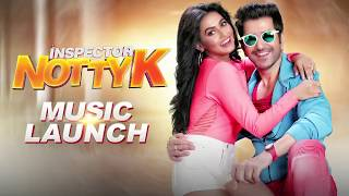 Music Launch | Inspector NottyK | Jeet | Nusrat Faria | Suddho Roy | Savvy | RJ Praveen | Raj Barman