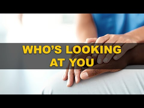 ANNE GRAHAM LOTZ - WHO'S LOOKING AT YOU