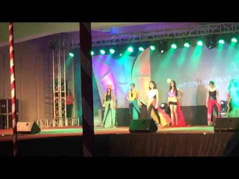 CMRIT CULTURA'15 Fashion Show.2