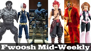 Gambar cover Weekly! Ep144.5: G.I.Joe Snake Eyes, Gamerverse Hulk, Joker, My Hero Academia, Dragon Ball!