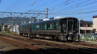 【JR紀勢本線】和歌山駅〜和歌山市駅間 普通(227系1000番台):和歌山行 通過