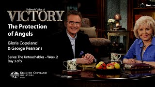 The Protection of Angels with Gloria Copeland and George Pearsons (Air Date 10-21-15)
