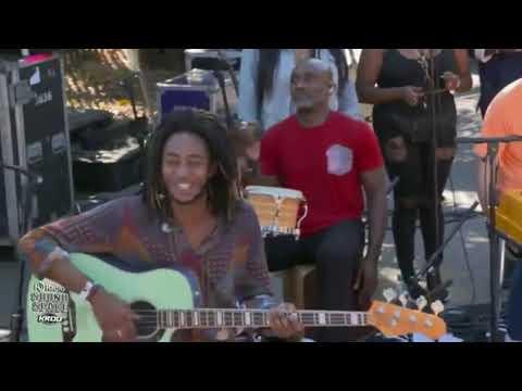 Gorillaz - On Melancholy Hill - LIVE (Acoustic) @ Kroq Soundspace (10/22/18)
