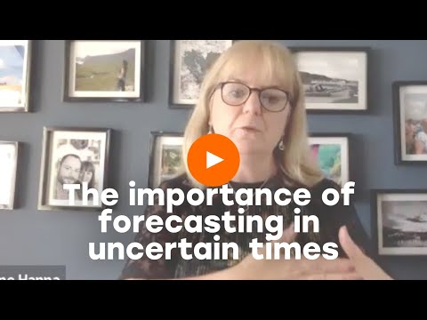 The importance of forecasting in uncertain times  | Oaky