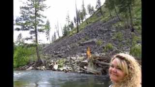 Bowls Creek Montana Bigfoot Sighting