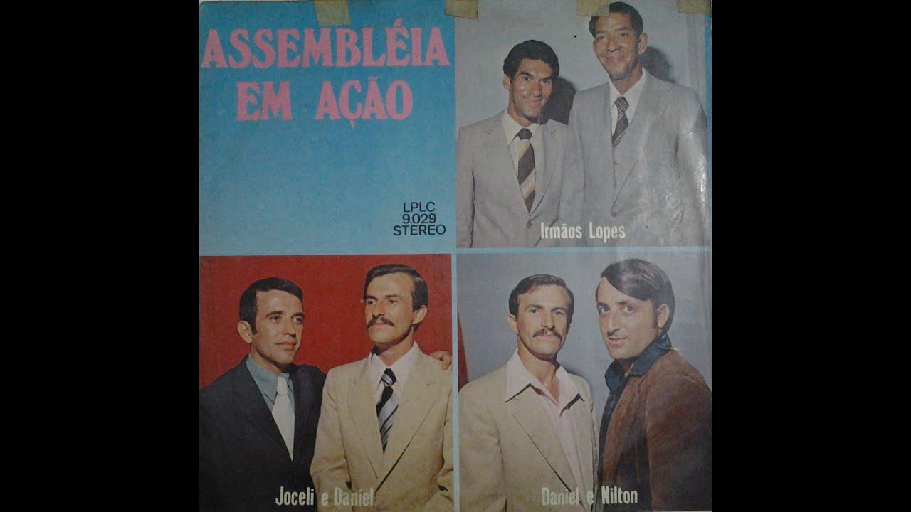 TESTEMUNHO DE UM OBREIRO | DANIEL E JOCELI