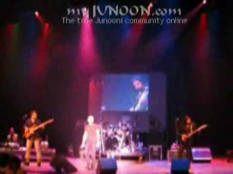 JUNOON Live In N.Y.2002