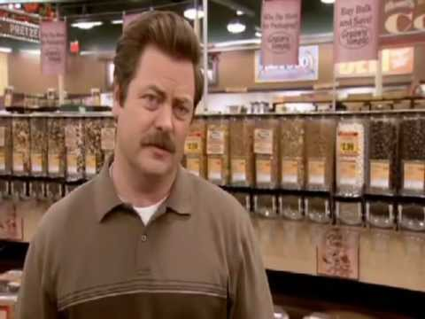 Swanologues - The Best Of Ron Swanson The Only Remaining One