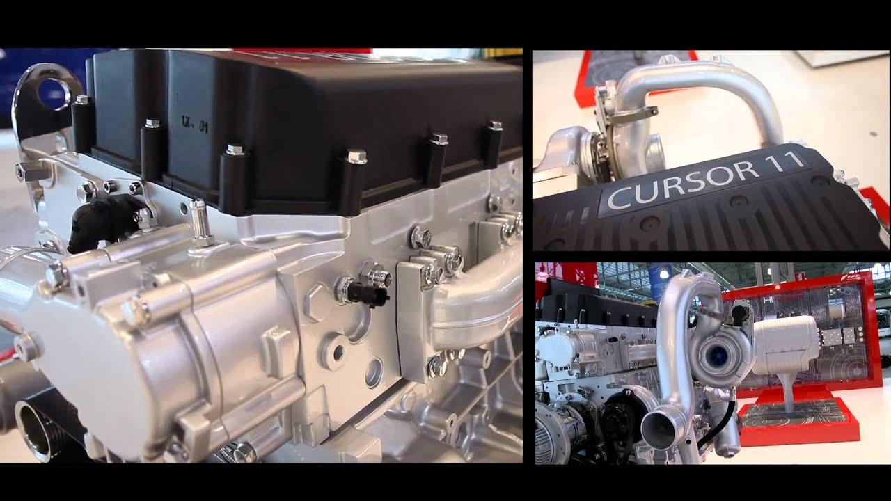 Fpt Industrial  U0026 New Stralis - Hi-escr - Euro Vi