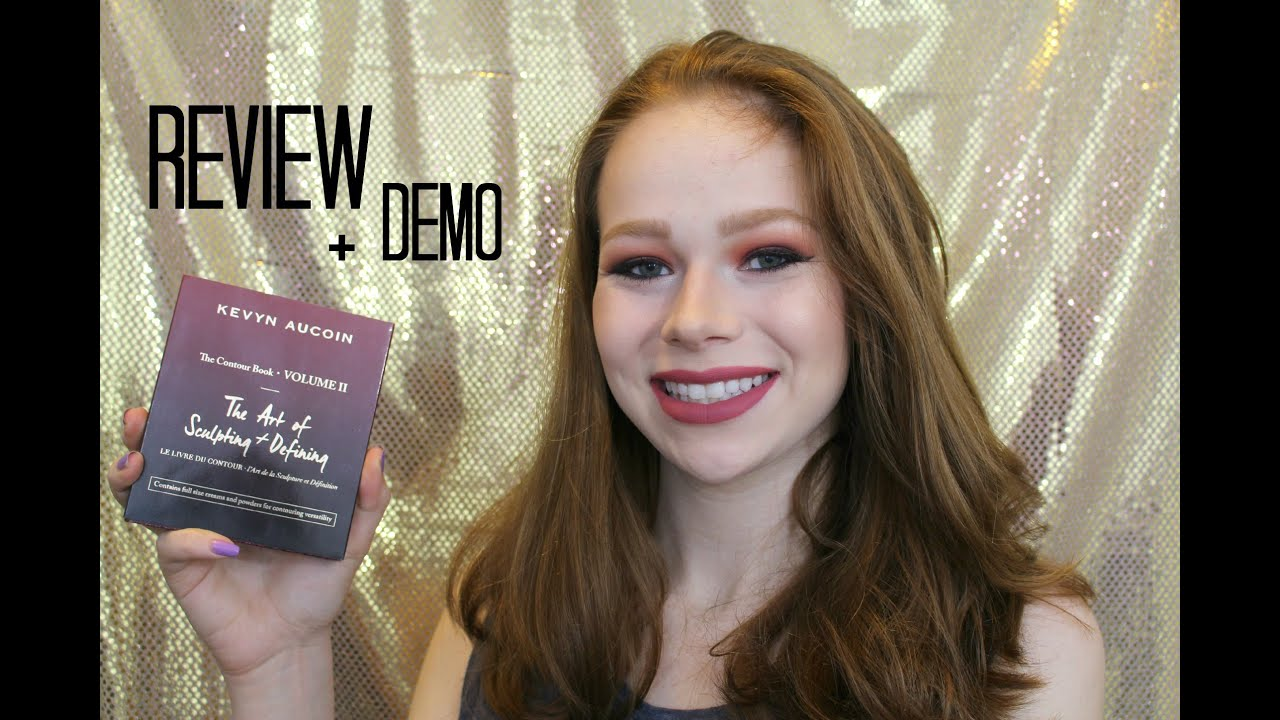 Kevyn Aucoin The Contour Book Volume 2 Review + Demo