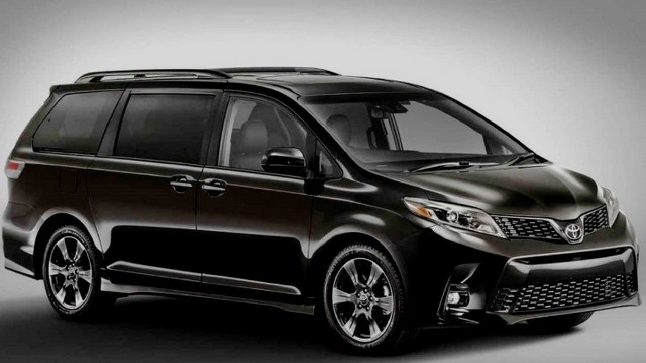 New Sienna 2019 >> Coming Soon 2019 Toyota Siena Spy Shots Redesign And Release Date