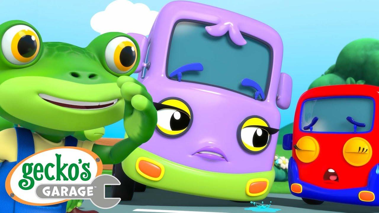 Baby Truck's Dummy Hunt! | Gecko's Garage | Trucks For Children | Cartoons For Kids | Compilation
