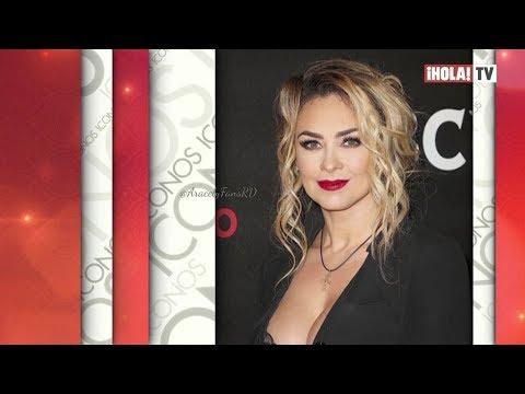 "Iconos Hola TV ""La vida de Aracely Arámbula"""