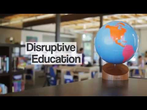 Acton Academy   Disruptive Education