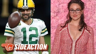 Aaron Rodgers' Exs Respond to Shailene Woodley Engagement