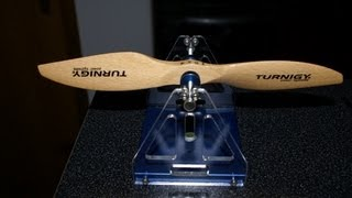 Wooden 10x4 Slowfly Propeller