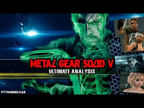 MGS5 *ULTIMATE* Analysis (2018) - The Shocking ANSWER To All Our Questions?! Real Truth Exposed?!