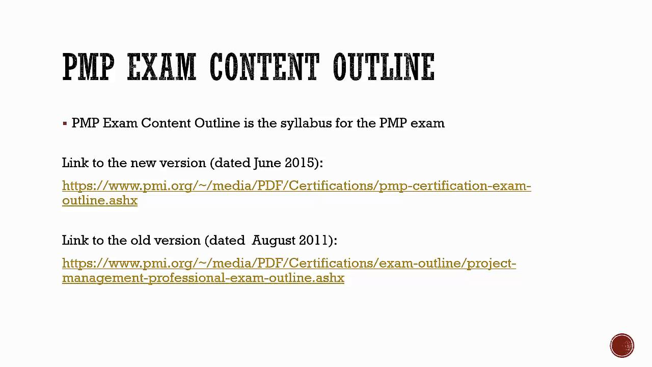 Changes in pmp exam 2016 youtube changes in pmp exam 2016 xflitez Images