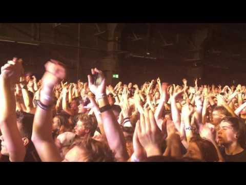 Hollywood Undead live Slovakia 6.4.2016