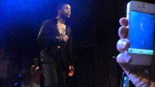 Keith Sweat - TWISTED  (Live @ Le Trianon, Paris)