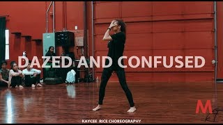 Dazed and Confused - Ruel | Kaycee Rice Choreography