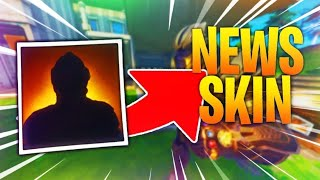 NEW SKIN FORTNITE - ARO