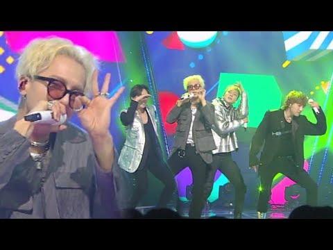 WINNER(위너) - MILLIONS @인기가요 Inkigayo 20190106