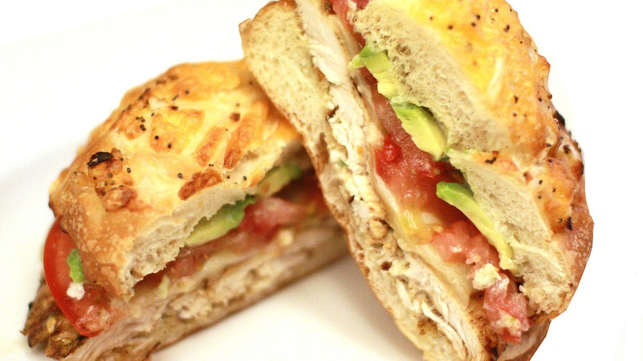 Grilled Chicken Sandwich Youtube